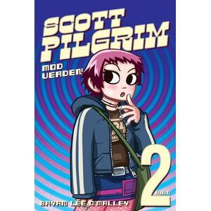 Scott Pilgrim Mod Verden - Bryan Lee O'malley - Tegneserie