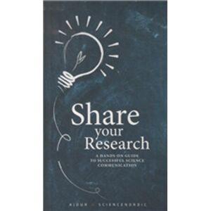 Share Your Research - Videnskab.dk - Bog