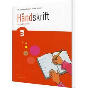 Brandt Skrivevejen 3, Håndskrift - Marianne Brandt Jensen - Bog