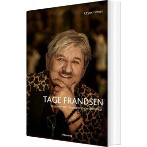 Tage Frandsen - Kasper Iversen - Bog