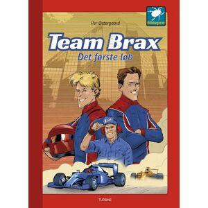 Brax Team Brax - Det Første Løb - Per østergaard - Bog