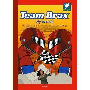 Brax Team Brax - Ny Benzin - Per østergaard - Bog