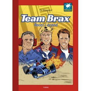 Brax Team Brax - Racer I Brand - Per østergaard - Bog