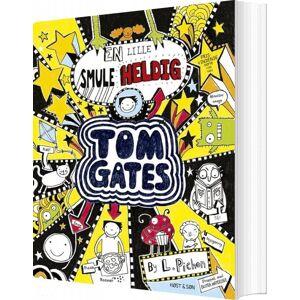Tom Gates 7 - En Lille Smule Heldig - Liz Pichon - Bog