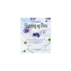 CSBOOKS Livet i butikken - Honning og Flora   Rikke Larsen