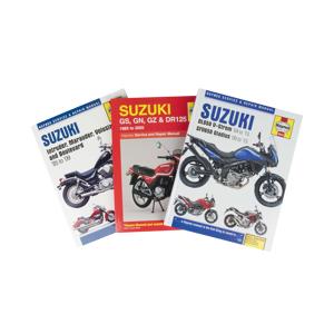 Haynes Reparationshåndbog Haynes Suzuki søg på model