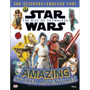 DK Star Wars The Rise of Skywalker Amazing Sticker Adventures