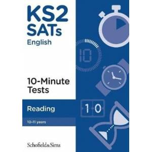 Schofield & Sims KS2 SATs Reading 10-Minute Tests