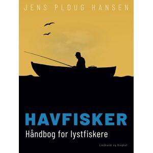 Jens Ploug Hansen Havfisker. Håndbog for lystfiskere