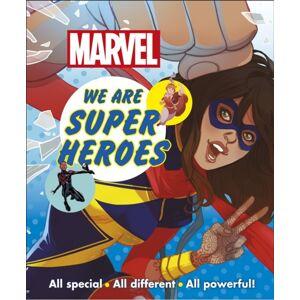 DK Marvel We Are Super Heroes!