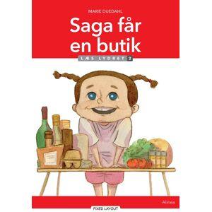Marie Duedahl Saga får en butik, Læs Lydret 2