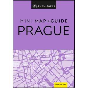 DK Eyewitness Prague Mini Map and Guide