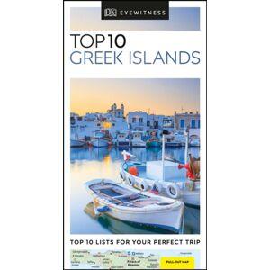 DK Travel DK Eyewitness Top 10 Greek Islands