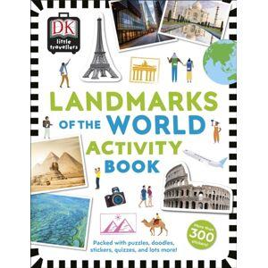 DK Little Travellers Landmarks of the World