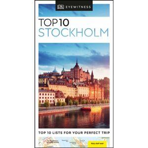 DK Travel DK Eyewitness Top 10 Stockholm