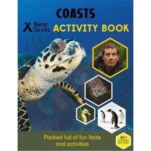 Bear Grylls Sticker Activity: Coasts