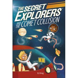 DK The Secret Explorers and the Comet Collision