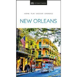 DK Publishing DK Eyewitness New Orleans