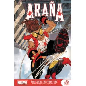 Avery Arana: Here Comes The Spider-girl