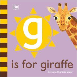 DK G is for Giraffe