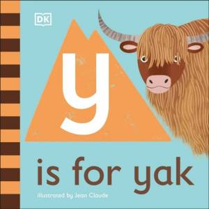 DK Y is for Yak