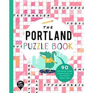 YOU ARE HERE BOOKS PORTLAND PUZZLE BOOK
