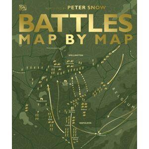 DK Battles Map by Map