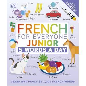 DK French for Everyone Junior 5 Words a Day