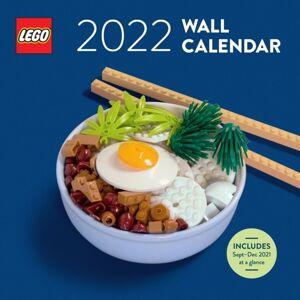 Lego 2022 LEGO (R) Wall Calendar