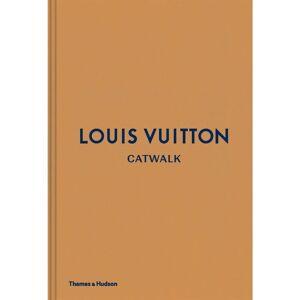 New Mags Louis Vuitton Catwalk Fashion Book (Brun)