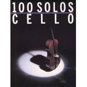 100 Solos: Cello lærebog