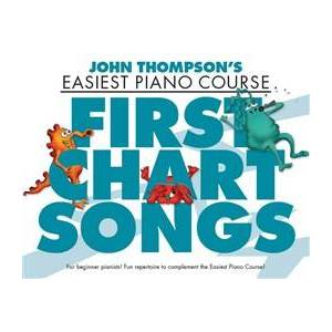 John Thompson: Easiest Piano Course 9781423498544