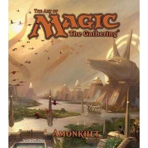 ART The Art of Magic: The Gathering - Amonkhet by James Wyatt
