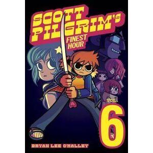 Scott Pilgrim: Scott Pilgrim's Finest Hour v. 6 by Bryan Lee O'Malley