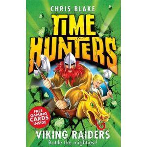 Viking Raiders by Chris Blake