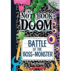 Boss Battle of the Boss-Monster: A Branches Book (the by Troy Cummings