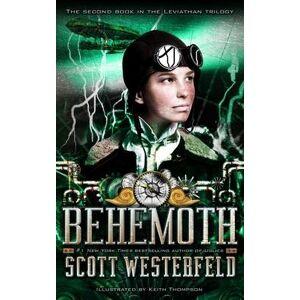 Scott Behemoth by Scott Westerfeld