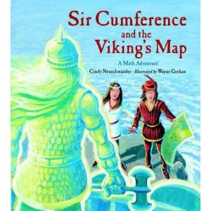 Viking Sir Cumference and the Viking's Map by Cindy Neuschwander