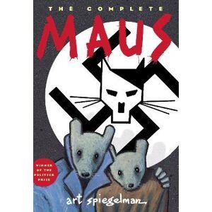ART The Complete MAUS by Art Spiegelman