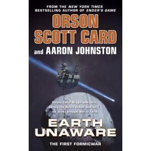 Scott Earth Unaware by Orson Scott Card