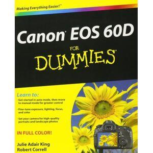Canon EOS 60D For Dummies by Julie Adair King