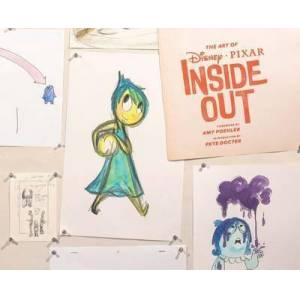 ART The Art of Inside Out by Amy Poehler