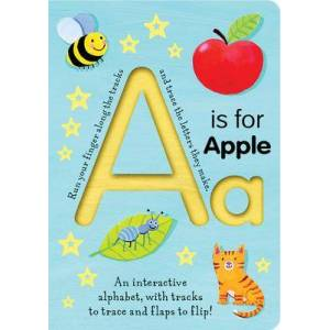Apple A is for Apple by Tiger Tales