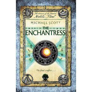 Scott The Enchantress by Michael Scott