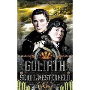 Scott Goliath by Scott Westerfeld