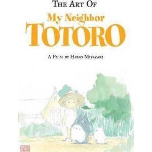 ART The Art of My Neighbor Totoro by Hayao Miyazaki