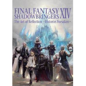 ART Final Fantasy Xiv: Shadowbringers Art Of Reflection - by Square Enix