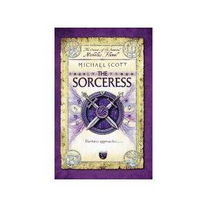 Scott The Sorceress by Michael Scott