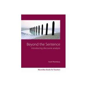 Scott Beyond the Sentence by Scott Thornbury