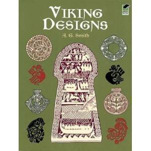 Viking Designs by A. G. Smith